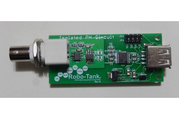 Robo-Tank Isolated pH Circuit