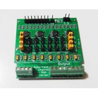 8 Channel 5v PWM Digital to Analog Signal Converter Kit