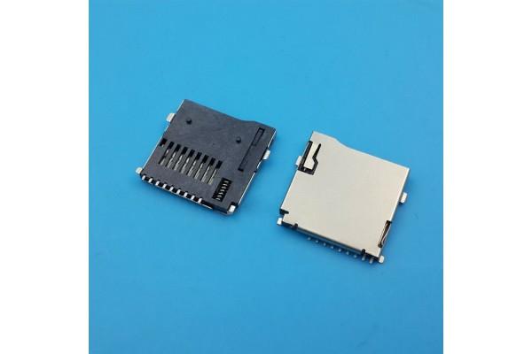 SD Standard Socket for PCB
