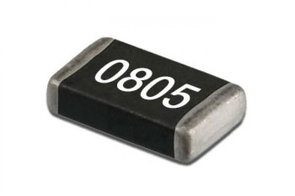 4.7 Ohm 1/8W 1% 0805 SMD Chip Resistors