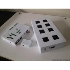 Kickstarter 1 - Plug & Play - Deluxe + pH + AC Power Bar