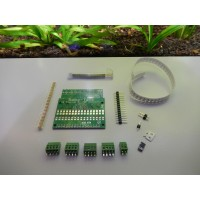 8 Channel 5v PWM Digital to Analog Signal Converter Kit