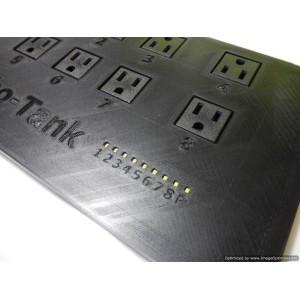 Robo-Tank 8 Outlet AC Power Bar