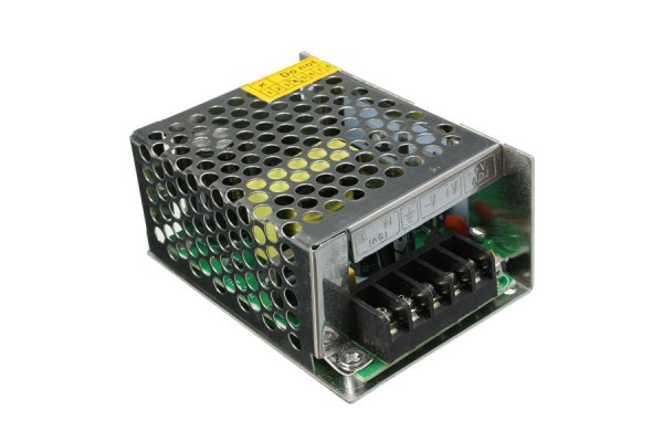 12V DC - 3.2A 36W Switching Power Supply Bargain Bin