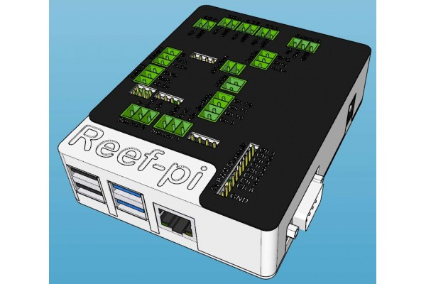 Reef-pi Standard Aquarium Controller Plug and Play