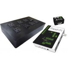 Reef-pi Deluxe Aquarium Controller + AC Power Bar Plug and Play