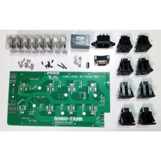 Robo-Tank 120v-240v AC Power Bar DIY Kit