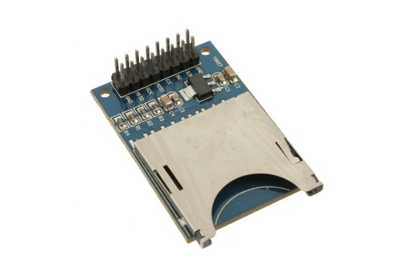 Arduino Compatible SD Card Module Slot Socket Reader