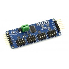 PCA9685 16 Channel 12-bit PWM/Servo Drive Module - I2C Interface