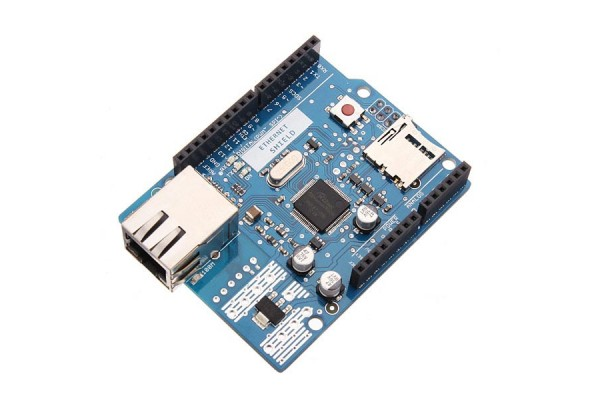 Ethernet Shield W5100 R3 For Arduino Mega 2560