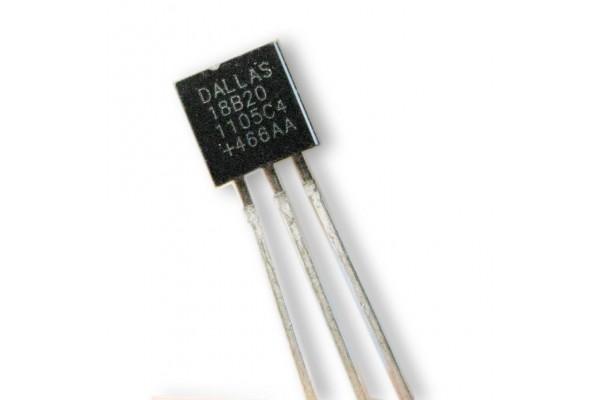 DS18B20 1-WIRE Digital Temperature Sensor