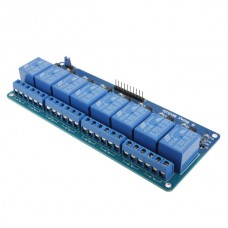 5V - 8 Channel Relay Module Board For Arduino