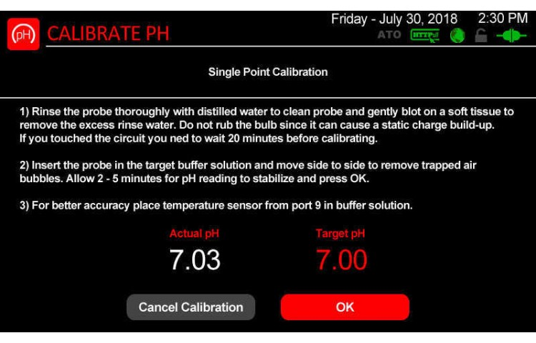 Atlas Scientific pH Calibration
