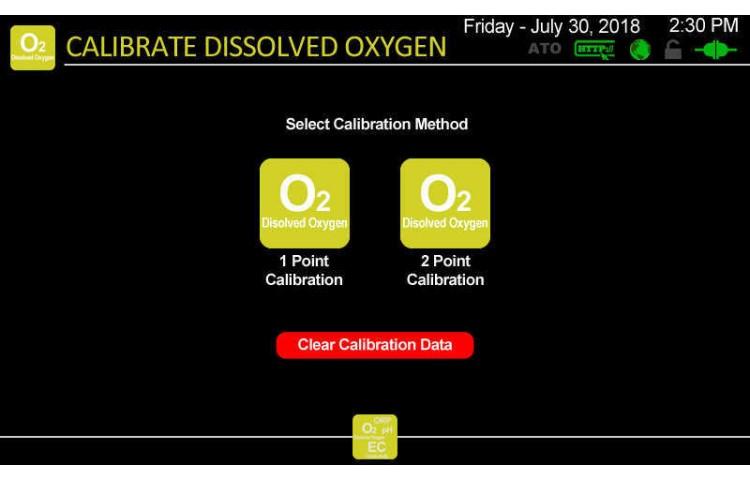 Atlas Scientific Dissolved Oxygen Calibration Type