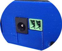 12v DC Power Inputs
