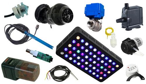 Compatible Equipment and Sensors