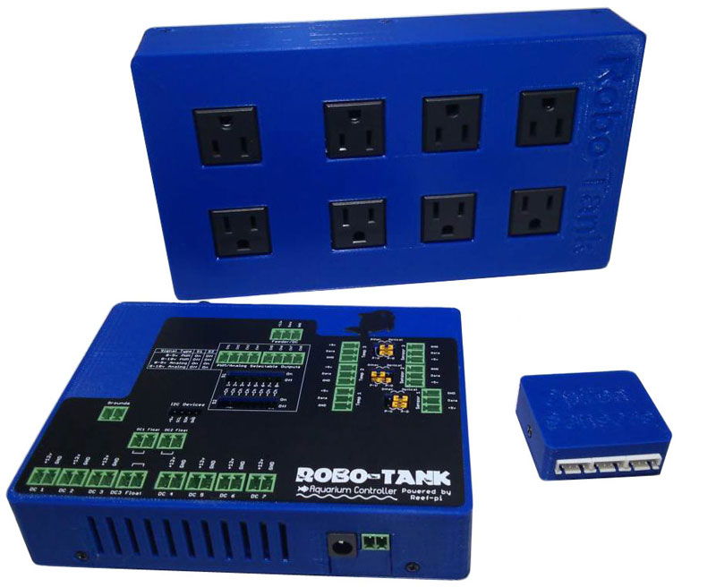 Robo-Tank Deluxe Aquarium Controller for reef-pi
